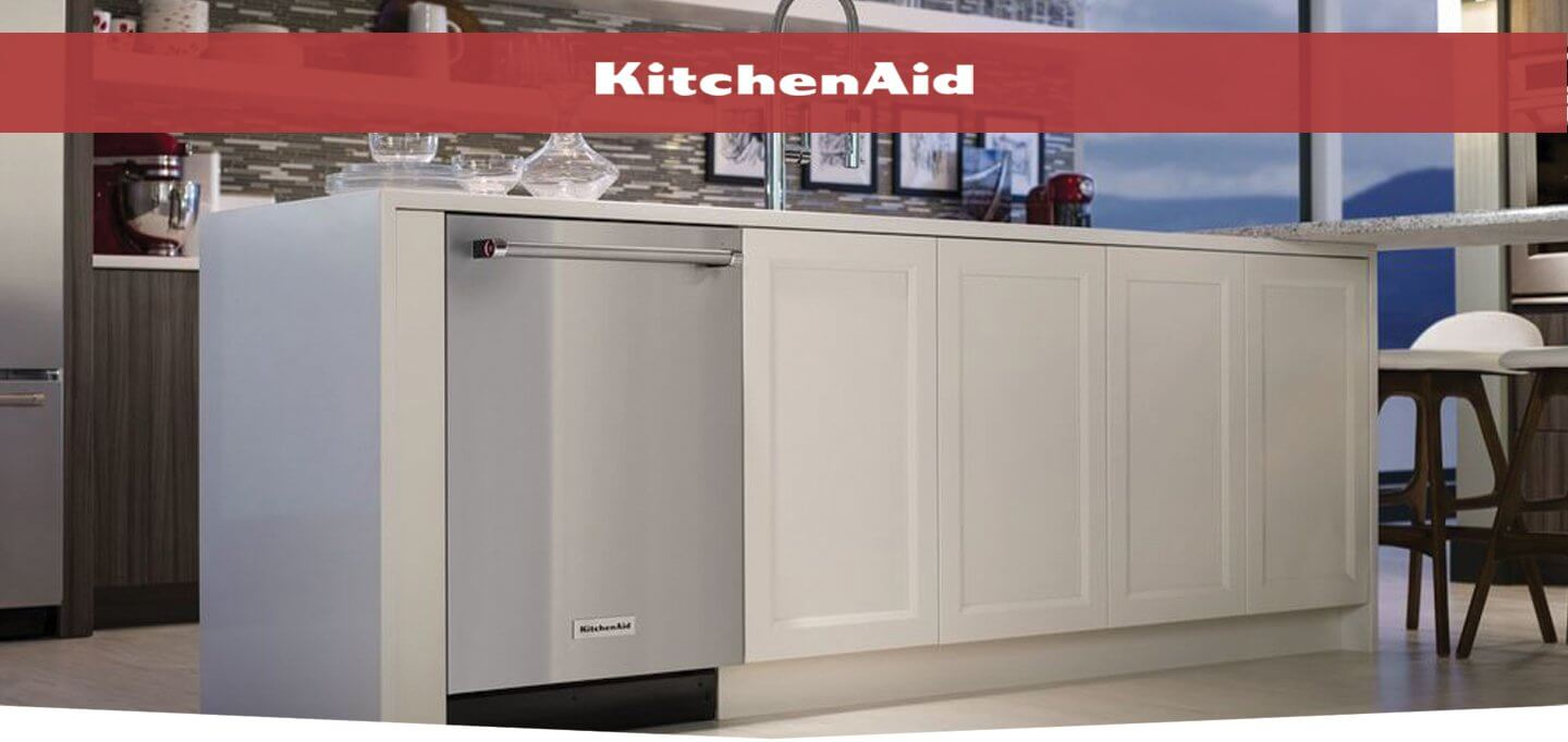 Receive Up To A $100 Rebate With Purchase Of A Select KitchenAid® Brand  Dishwasher.